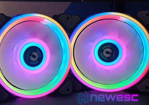 REVIEW THERMALTAKE RIING QUAD 12 RGB PREMIUM DESTACADA