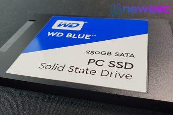 REVIEW WD BLUE 250GB SSD SATA DESTACADA