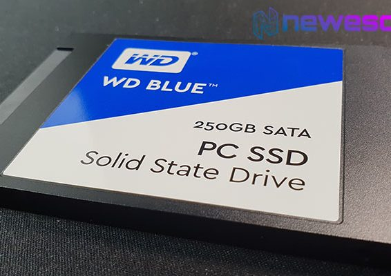 REVIEW WD BLUE 250GB SSD SATA DESTACADA
