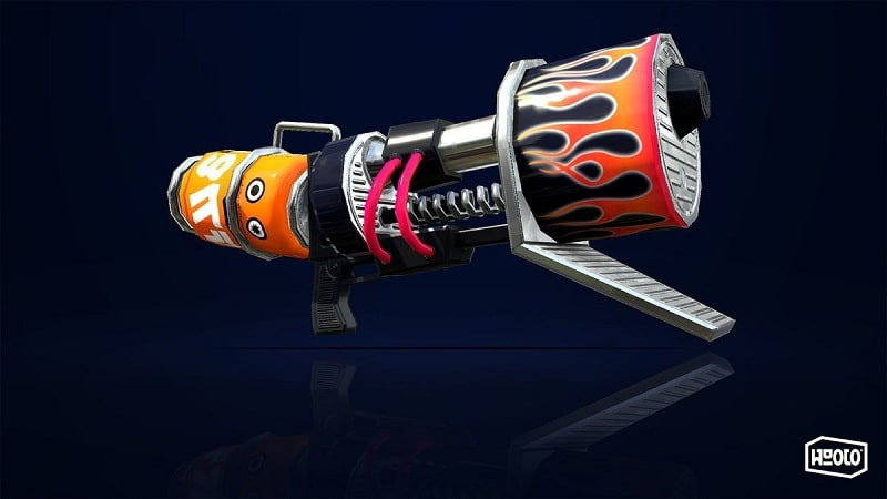 Range Blaster Splatoon 2