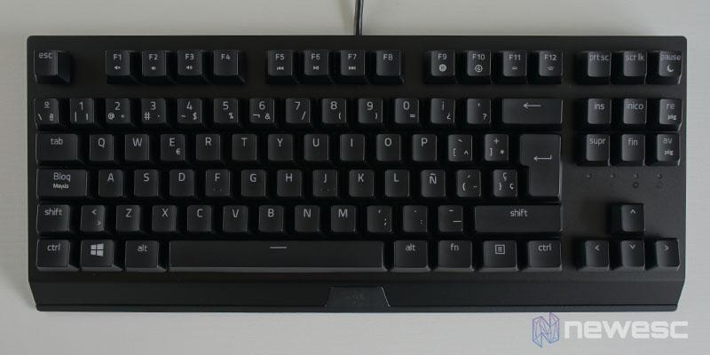 Razer BlackWidow V3 TKL 1