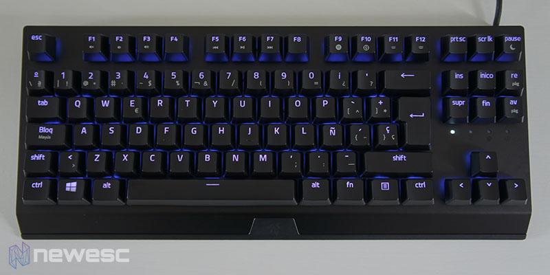 Razer BlackWidow V3 TKL 5