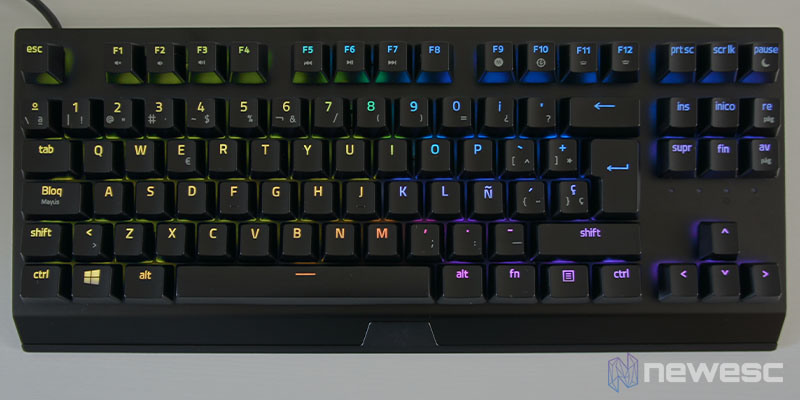Razer BlackWidow V3 TKL 8