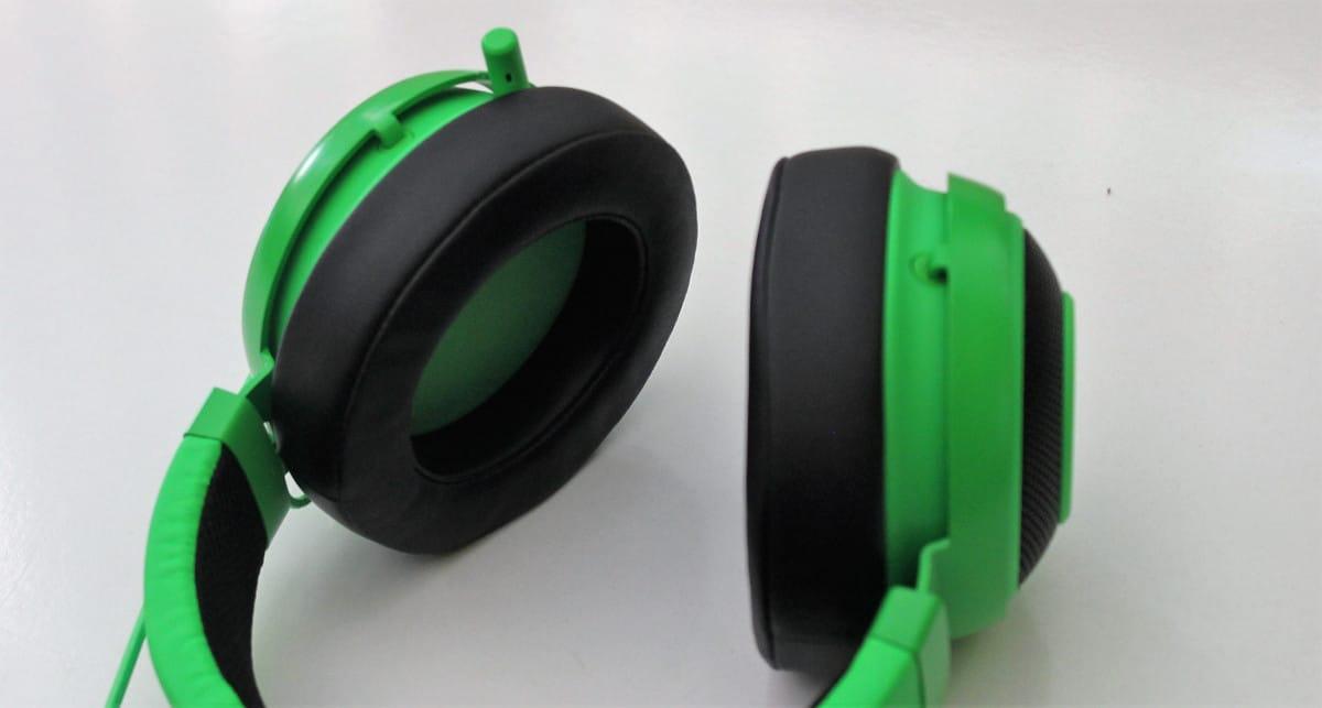 Razer Kraken pro v2 cascos