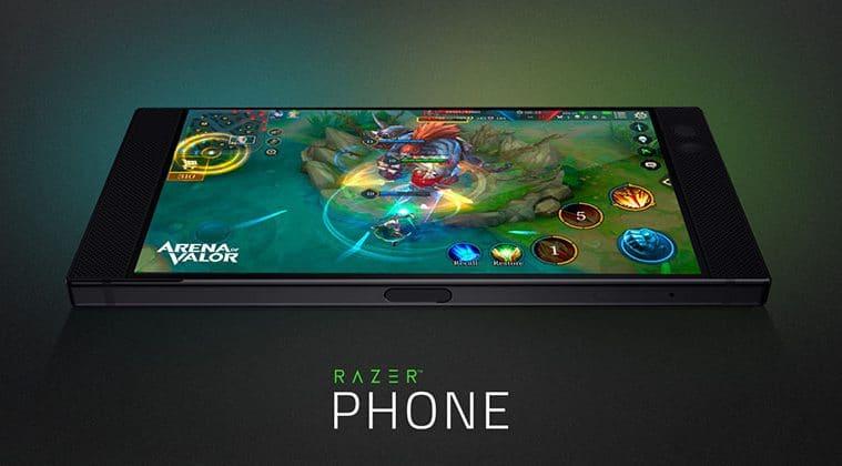 Razer Phone Wallpaper Juegos