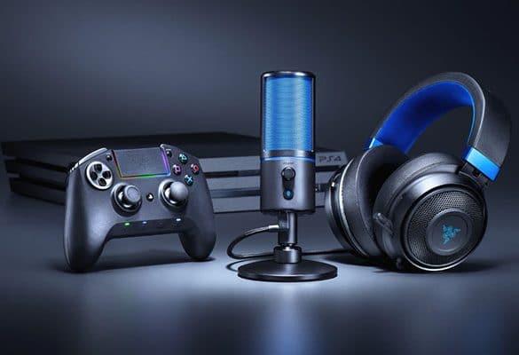 Razer Seirēn X para PS4