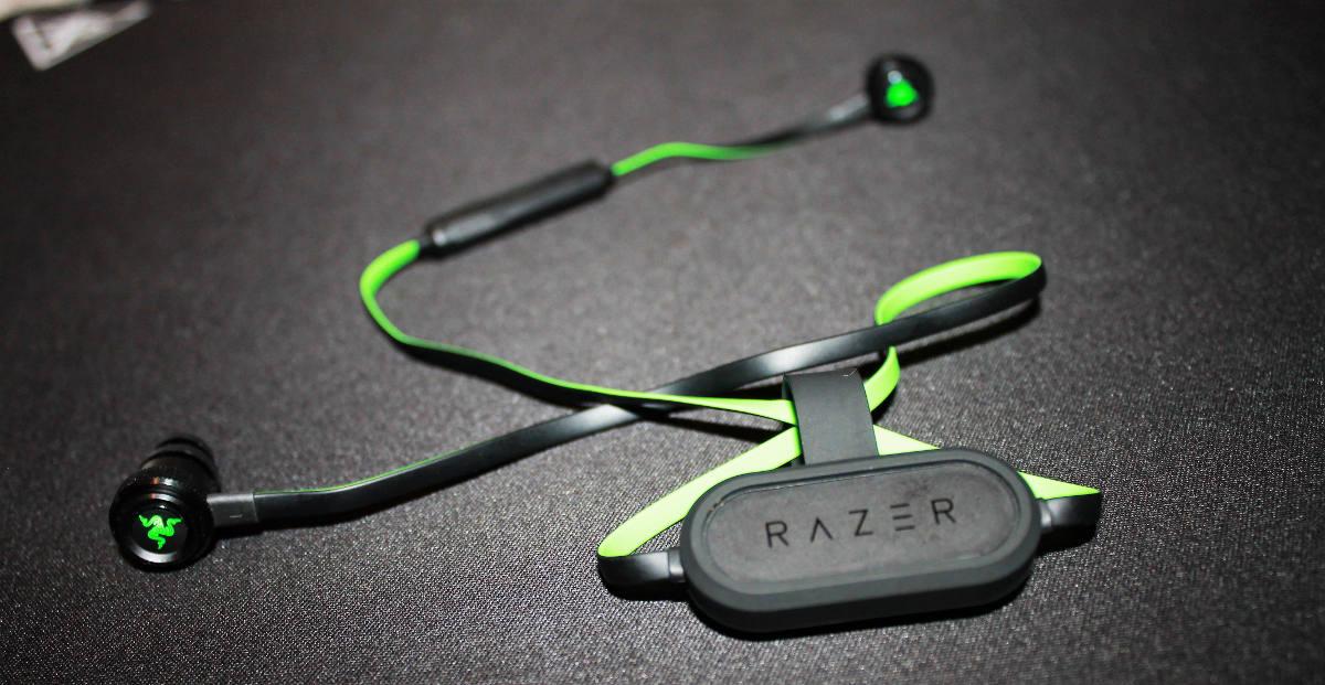 Razer hammer head bt cascos