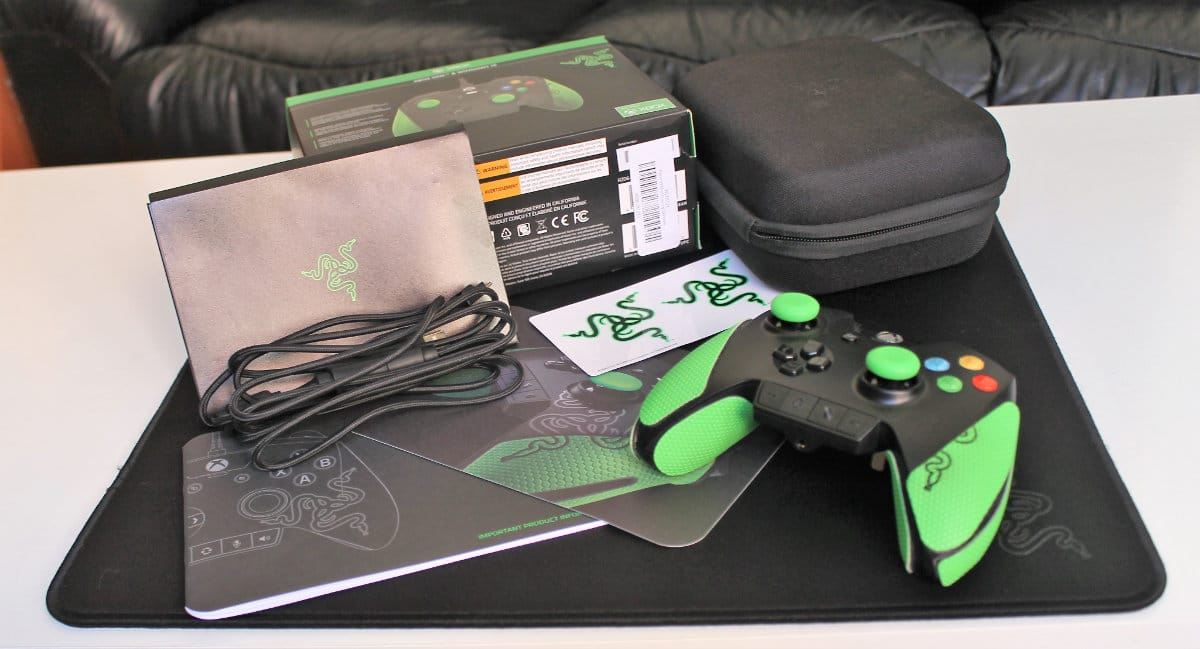 Razer wildcar pack