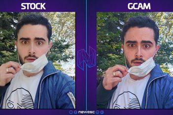 Redmi Note 9S Cámara Stock vs Gcam