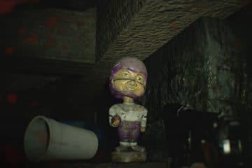 Resident evil 7 biohazard estatuas Mr. Everywhere