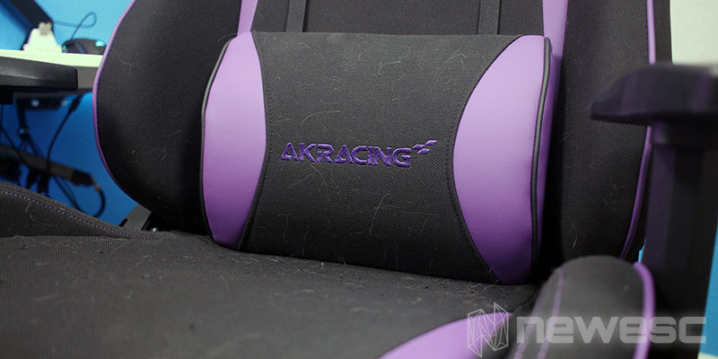 Review AKRacing EXWIDE SE Cojín Lombar