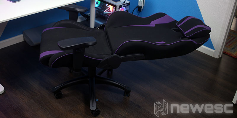 Review AKRacing EXWIDE SE Siesta