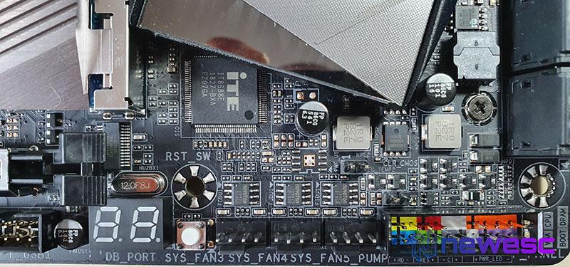 Review AORUS Z390 MASTER 6
