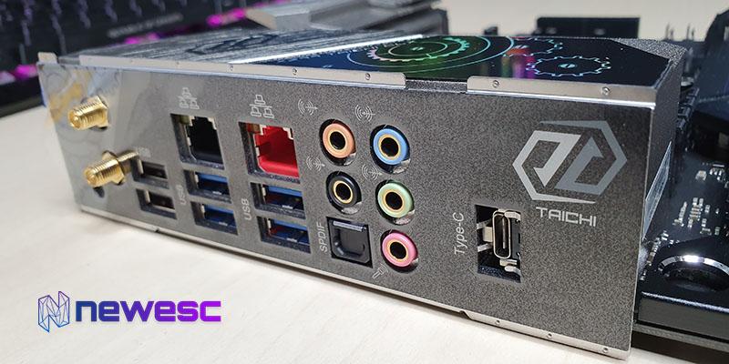 Review ASROCK X299 TAICHI CLX 7