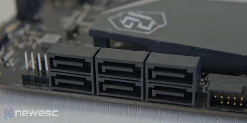 Review ASRock B550 PG Riptide 16