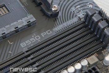 Review ASRock B550 PG Riptide Portada