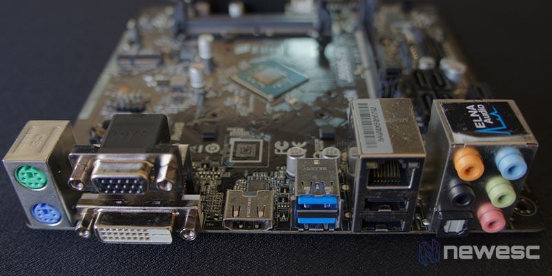 Review ASRock J5005 ITX 4