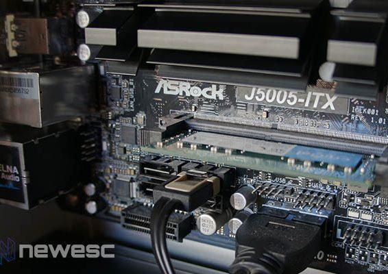 Review ASRock J5005 ITX Portada