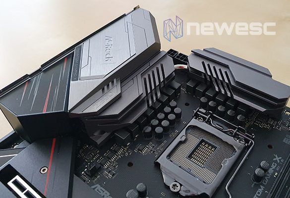 Review ASRock Z390 Phantom Gaming X Portada