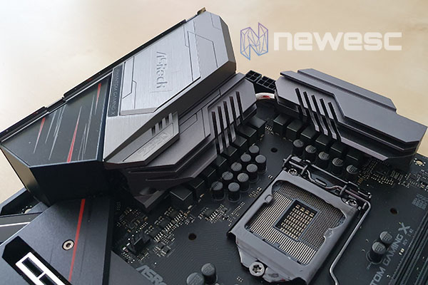 ASRock Z390 Phantom Gaming X, Review en Español | NewEsc