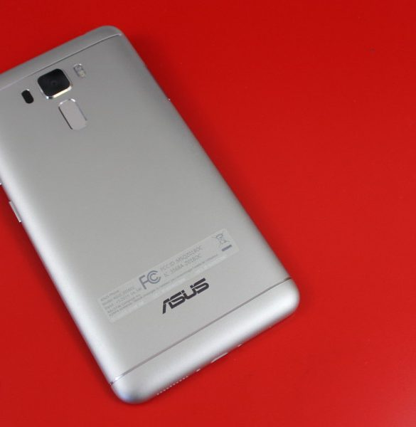 Review ASUS Zenfone 3 Laser
