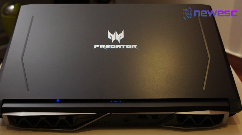 Review Acer Predator Helios 500 - 1