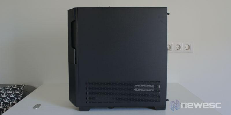 Review Antec DP502 Flux 2
