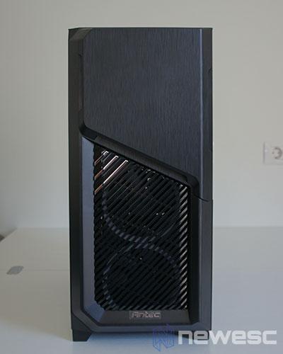 Review Antec DP502 Flux 3