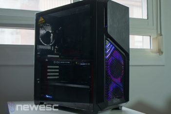 Review Antec DP502 Flux Portada