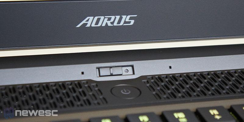 Review Aorus 17G XC 19