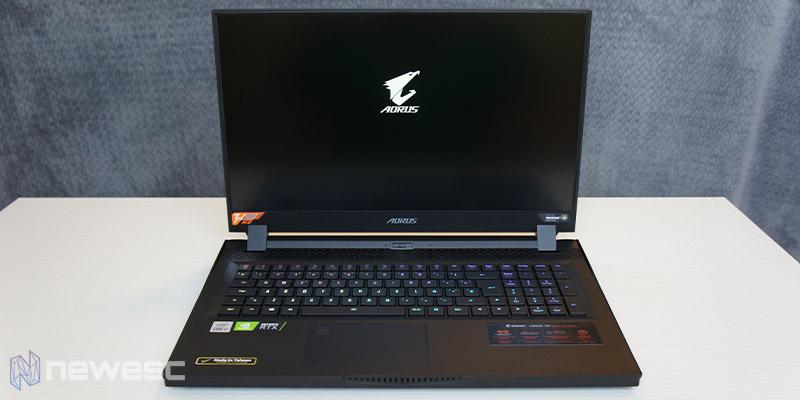 Review Aorus 17G XC 7