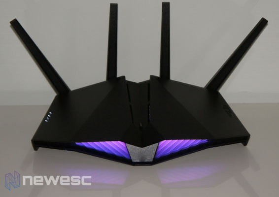 Review Asus AX5400 DB Portada