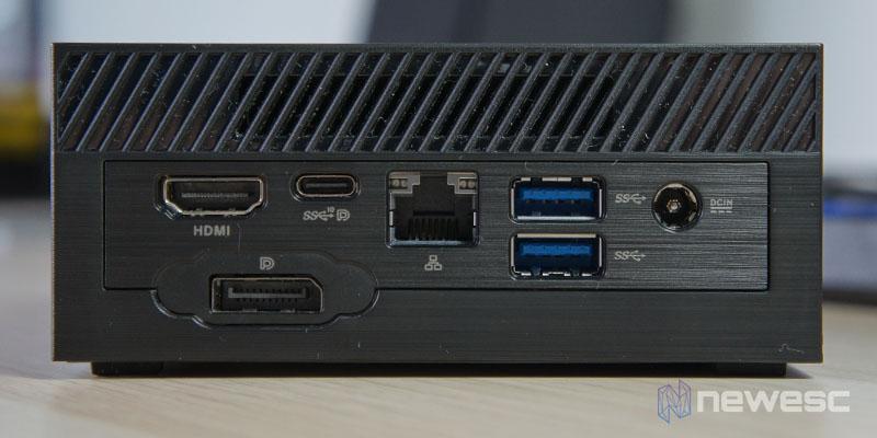 Review Asus PN50 3