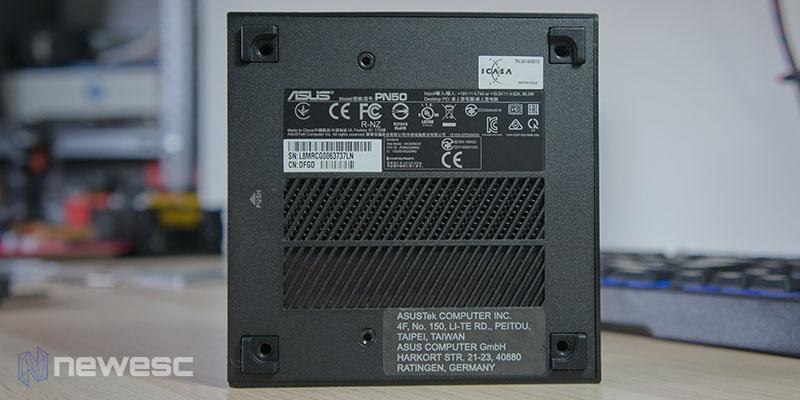 Review Asus PN50 4