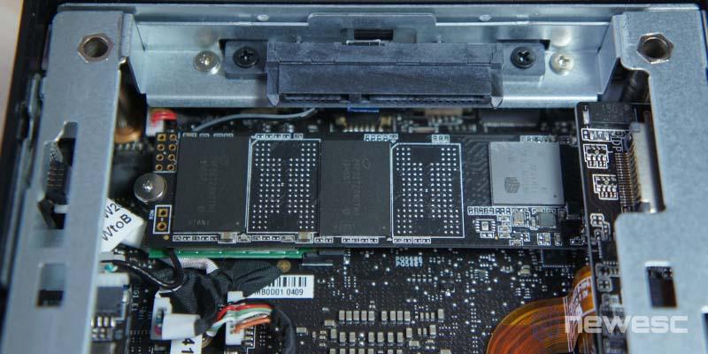 Review Asus PN50 7
