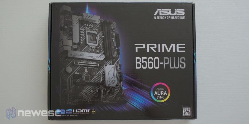 Review Asus Prime B560 Plus 1