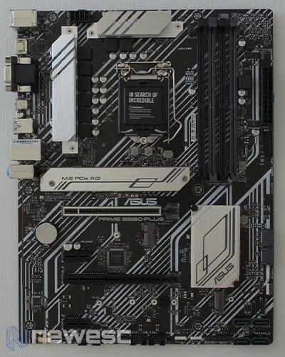 Review Asus Prime B560 Plus 3