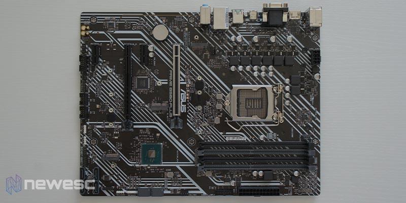 Review Asus Prime B560 Plus 4c