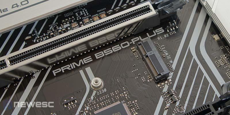 Review Asus Prime B560 Plus 8
