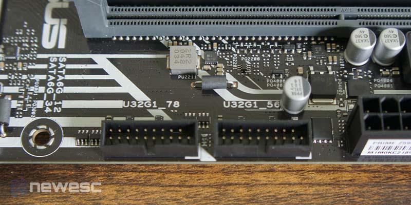 Review Asus Z590 M Plus 13