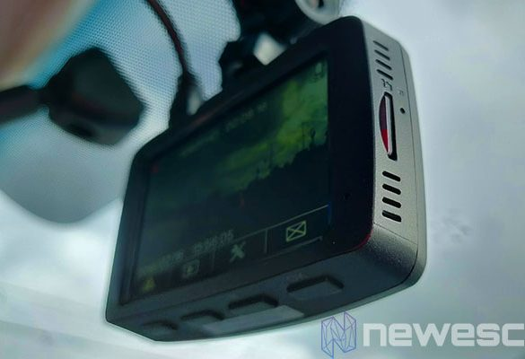 Review Aukey Dash Cam 1080P