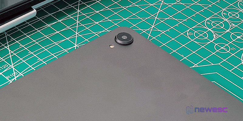 Review CHUWI HiPad Plus cámara