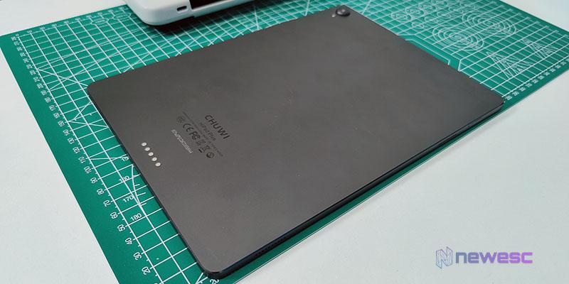 Review CHUWI HiPad Plus diseño