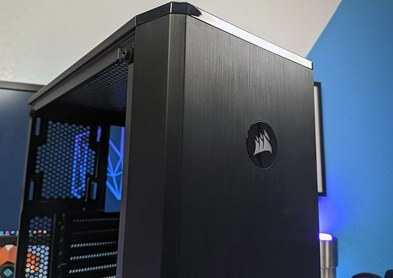 Review Corsair Carbide 175R