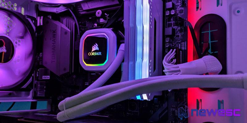 Review Corsair H100i RGB PLATINUM SE Bomba