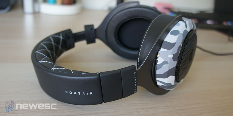 Review Corsair HS60 Haptic 5