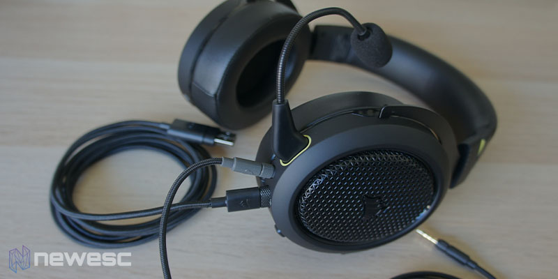 Review Corsair HS70 Bluetooth 5