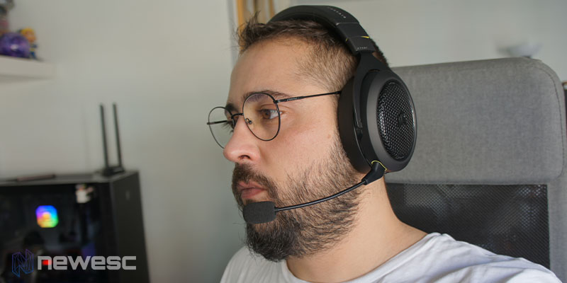 Review Corsair HS70 Bluetooth 7