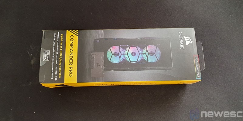 Review Corsair Hydro X