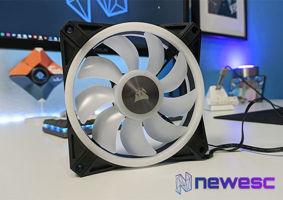 Review Corsair QL120 RGB